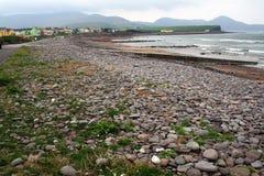 爱尔兰waterville 库存照片