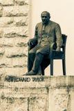 爱德华泰勒Monument教授 免版税库存图片