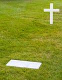 爱德华穆尔肯尼迪坟墓在阿灵顿 免版税库存图片