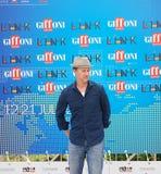 爱德华・诺顿Al Giffoni电影节2011年 库存照片