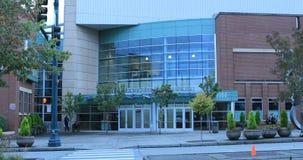 爱德华D汉森会议中心在埃弗里特,华盛顿4K 股票视频