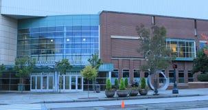爱德华D汉森会议中心,埃弗里特,华盛顿4K 股票录像