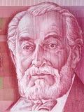 爱德蒙詹姆斯de Rothschild画象 免版税图库摄影