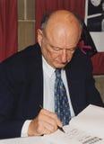 爱德Koch 库存照片