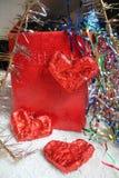 爱您& x28; gift& x29; 免版税图库摄影