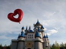 爱是童话 库存图片