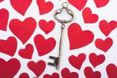 爱概念为情人节 免版税库存图片