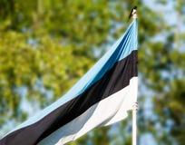 爱沙尼亚的标志 库存照片