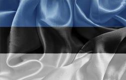 爱沙尼亚语标志 免版税图库摄影