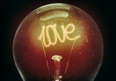 爱的概念 库存照片