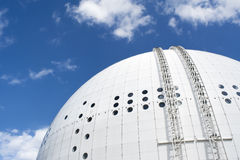 爱立信地球竞技场斯德哥尔摩 免版税库存照片