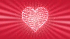 爱背景 向量例证