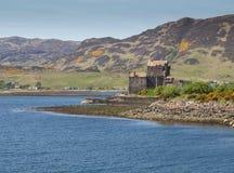 爱莲・朵娜城堡,苏格兰 免版税图库摄影