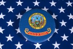 爱达荷州在美国 免版税库存照片