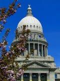 爱达荷状态国会大厦-博伊西 免版税图库摄影