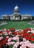 爱达荷的状态国会大厦 库存图片