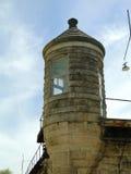 爱达荷老监狱 免版税库存图片