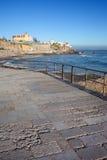 爱都酒店散步在葡萄牙 库存图片