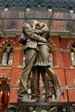 爱雕塑 免版税库存照片