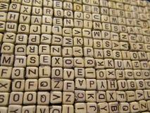 爱,柔软,激情,拥抱,柔软, Valent的词 库存图片