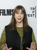 `爱, Gilda,在Tribeca电影节的`首放的Laraine纽曼  免版税库存照片