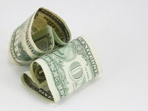 爱货币 库存图片