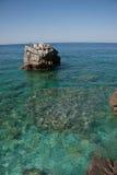 爱琴海梦想3 库存照片