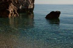 爱琴海梦想 库存照片