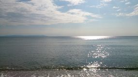 爱琴海 库存照片