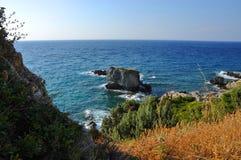 爱琴海Beautiuful风景  库存图片