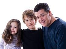 父母身分 免版税图库摄影