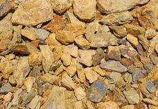 片岩石头纹理  图库摄影