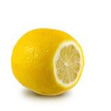 片式柠檬 免版税库存照片