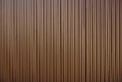 片断的布朗背景金属片 免版税图库摄影