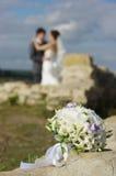 片段婚礼 免版税库存图片