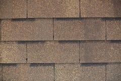 片段屋顶木瓦 库存图片