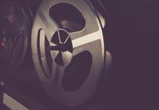 片盘录音机减速火箭的micrphone hd照片 免版税库存照片