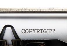 版权 免版税图库摄影