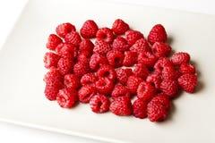 牌照莓红色白色 图库摄影
