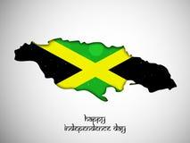 牙买加美国独立日背景的例证 向量例证