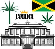 牙买加 库存照片