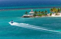 牙买加ocho rios 图库摄影