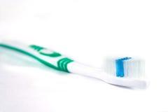 牙刷 免版税库存照片