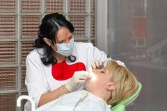 牙医 库存图片