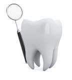 牙和牙齿 图库摄影