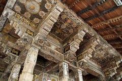 牙的寺庙在康提 库存图片