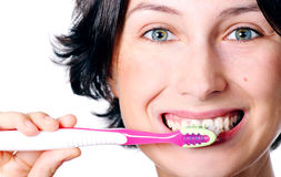 牙科医生没有 免版税库存图片