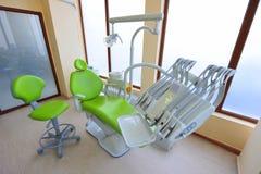 牙科现代办公室 免版税图库摄影