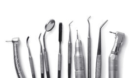牙科设备 图库摄影