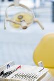 牙科设备 免版税图库摄影